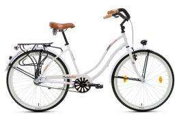 """Csepel NEO N3 női cruiser kerékpár - fehér - 18"""""""