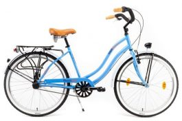 """Csepel NEO N3 női cruiser kerékpár - világoskék - 18"""""""