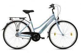 """Csepel LANDRIDER N3 női trekking kerékpár - türkiz - 17"""""""
