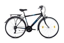 Csepel Landrider 21SP férfi trekking kerékpár - fekete - 19 (2021)