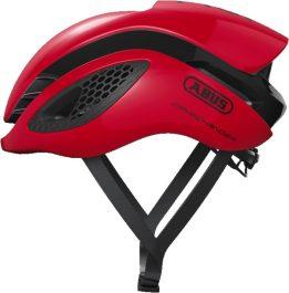 ABUS Gamechanger kerékpáros sisak - blaze piros - L