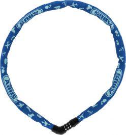 ABUS STEEL-O-CHAIN 4804C SYMBOLS lakat - kék