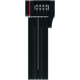 ABUS Bordo uGrip 5700C/80 hajtogatós lakat - fekete SH tartóval