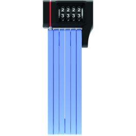 ABUS Bordo uGrip 5700C/80 hajtogatós lakat - kék SH tartóval