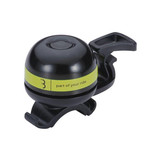 BBB BBB-14 EasyFit Deluxe csengő - fekete/sárga