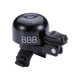 BBB BBB-15 Loud&Clear Deluxe csengő - fekete