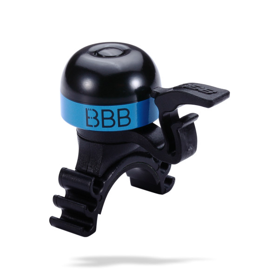 BBB BBB-16 MiniFit csengő - fekete/kék