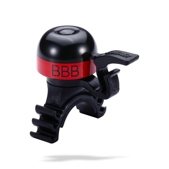 BBB BBB-16 MiniFit csengő - fekete/piros