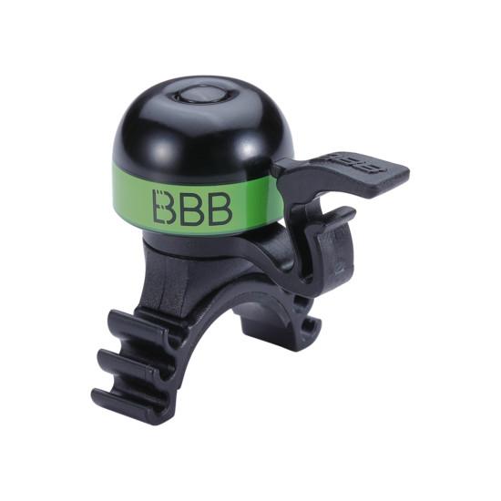 BBB BBB-16 MiniFit csengő - fekete/zöld
