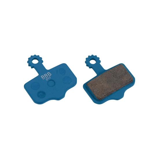 BBB DiscStop Avid Elixir kompatibilis tárcsafékbetét - kék