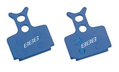 BBB BBS-67 tárcsafék betét kerékpárhoz Formula Mega, The One kompatibilis