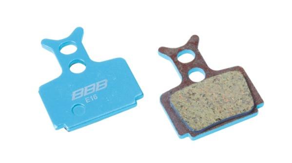BBB BBS-67T tárcsafék betét kerékpárhoz Formula Mega, The One kompatibilis, trekking felhasználásra