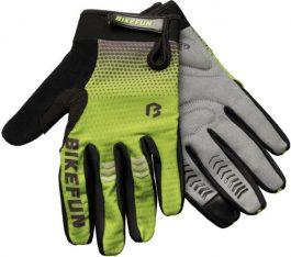 Bikefun AirZone hosszú ujjú kesztyű - zöld - S