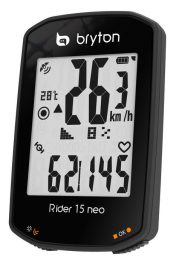 Bryton Rider 15 NEO E GPS computer