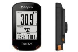 Bryton Rider 320E GPS computer