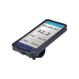 BBB BSM-11L Guardian okostelefon tartó kerékpárhoz - fekete, 158x80x10mm