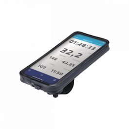 BBB BSM-11M Guardian okostelefon tartó kerékpárhoz - fekete, 140x70x10mm