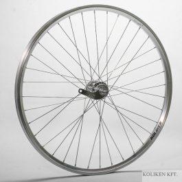 Fűzött kerék 26x1,75 H duplafalú abroncs