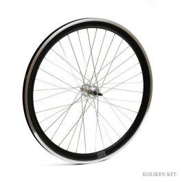 """Koliken Fixi 28"""" (622) hátsó kerék - fekete"""