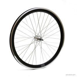 Koliken hátsó fixi kerék 26x1,75 - fekete