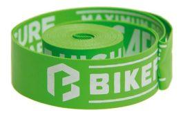 BikeFun 26 20-559 tömlővédő szalag - zöld