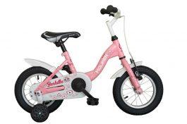 Koliken Barbilla 12 gyemek kerékpár - rózsaszín