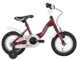 """Koliken Eper 12"""" gyermek kerékpár - piros"""