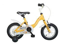 """Koliken BEE 12"""" gyermek kerékpár - sárga"""