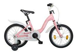 """Koliken Barbilla 16"""" gyemek kerékpár - rózsaszín"""