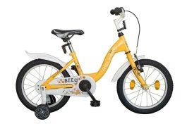 Koliken Bee 16 gyermek kerékpár - sárga