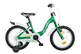 Koliken Traki 16 gyermek kerékpár - zöld