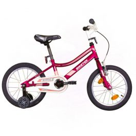 Biketek Smile 16 gyermek kerékpár - pink
