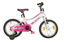 Biketek Smile 16 gyermek kerékpár - fehér