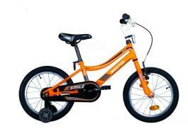 Biketek Smile 16 gyermek kerékpár - narancs
