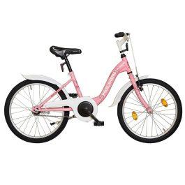 Koliken Barbilla 20 gyermek kerékpár - ciklámen