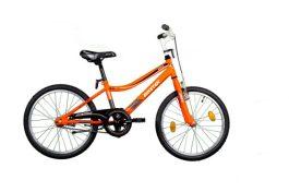 Biketek SMILE 20 gyermek kerékpár - narancs