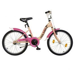 Koliken Little Lady 20 gyermek kerékpár - púder