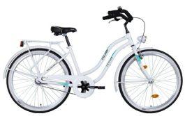 Koliken CRUISER ALU női cruiser kerékpár - fehér