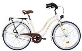 Koliken CRUISER ALU női cruiser kerékpár - krém