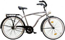 Koliken Cruiser Túra 26 férfi cruiser kerékpár - grafit