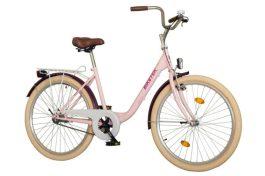 """Koliken Feliz túra 26"""" női kerékpár - ciklámen"""