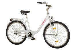 """Koliken FELIZ 26"""" Túra női kerékpár - fehér (white)"""