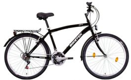 BIKETEK ORYX ATB férfi városi kerékpár - fekete