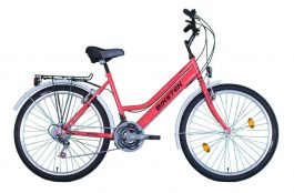Biketek Oryx ATB női trekking kerékpár - rosé