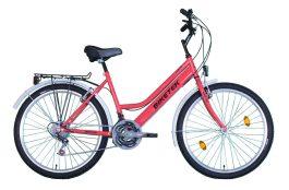 Biketek Oryx ATB női városi kerékpár - rosé