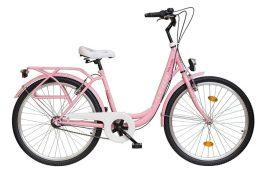 Koliken OCEAN N3 női 26 városi kerékpár - ciklámen