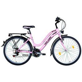 Koliken Cherry ATB női 26 városi kerékpár - pink