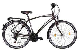 Koliken GISU RS35 férfi trekking kerékpár - barna