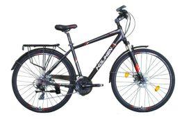 Koliken BLACKBROOK férfi trekking kerékpár - fekete - 19