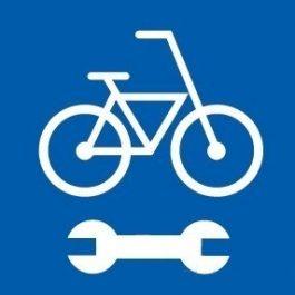 Sárvédő felszerelése (pálcás-fix) Kerékpár